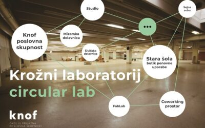 NAPOVEDUJEMO: Knofov Krožni laboratorij ali Circular lab