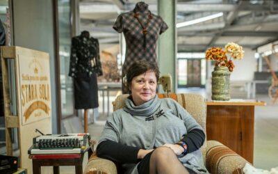 Podajajoč intervju s Ksenijo Lovrin Maćešić, vodjo poslovnega centra KiSS